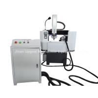 Wholesale Half Closed Metal Mold CNC Engraving Machine 4 Axis from china suppliers