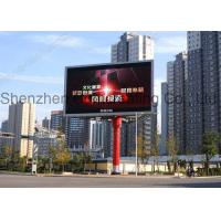 Advertising SMD Led Display Epistar Chip Synchronous Full Color Led Display