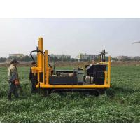Wholesale DYLC Geotechnical site investigation rigs for static cone penetrometer with 200 kN pushing capacity from china suppliers