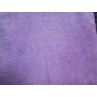 Wholesale Purple coral fleece absorption bath towel  80*140 microfiber cleaning towels from china suppliers