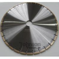 "Wholesale Narrow U Slot Type Diamond Stone Cutting Blades High Efficiency Wet Cutting 12""- 64"" from china suppliers"