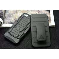 Wholesale Shockproof Hard Rugged Heavy Duty iPhone Protective Case with stand function from china suppliers