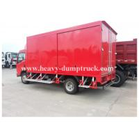 SWZ Heavy Duty Lorry 8 Tons Diesel 4X2 Cargo Truck For Transportation