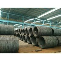Wholesale hot rolled low carbon steel wire rod SAE1006 5.5MM  6.5MM and above from china suppliers