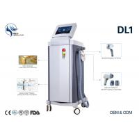 Wholesale Permanent 808nm Diode Laser Hair Removal Machine For All Skin Pain Free from china suppliers