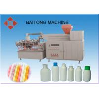 Wholesale Electric Blow Molding Equipment , Semi Automatic Extrusion Blow Moulding Machine from china suppliers