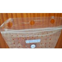 Wholesale Transparent Or Print Strawberry / Cherry / Grape Bag With Holes from china suppliers