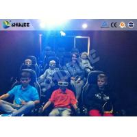 Wholesale Mobile 5D Movie Theater With Truck And Usually Set 9 Seats Electronic Motion Chairs from china suppliers