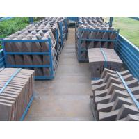Wholesale Customized Alloy Steel Mill Liners Applied in Ball Mill Hardness More Than HRC50 from china suppliers