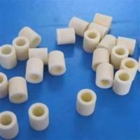 Wholesale Ultraviolet radiation high temperature technical Steatite ceramic parts and components from china suppliers