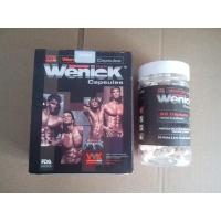 Wholesale Wenick VVK Sex Penis Male Enlargement Pills Strong Effect Sex Medicine from china suppliers