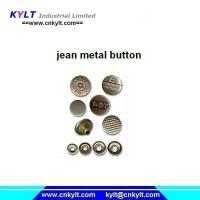 Wholesale KYLT PLC full auto jean metal(Zinc/Zamak) button Pressure Injection machine from china suppliers