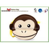 Wholesale Kids Sling Bag Monkey Children Messenger Bags Boys and girls camping bag from china suppliers