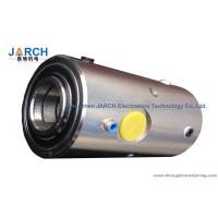 Wholesale Round Water Hydraulic Rotary Union 2 Passage of 30mm ID80mm rotating joints from china suppliers