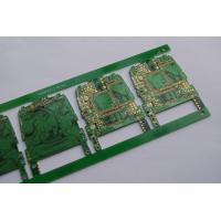 Wholesale 6 Layers 0.55mm Thickness High Precision Prototype PCB Boards 0.5 - 6oz for Telecommunication from china suppliers