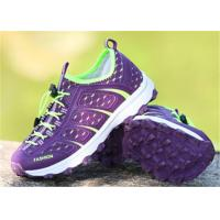 Breathable Wearing Comfortable Athletic Shoes Outdoor Hiking Sneakers Flat Heel