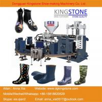 Kingstone Shoe Machinery Rotary 1/2/3 Colors Gumboots Making Machine