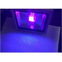 Buy cheap 10W / 20W / 30W / 50W Waterproof UV Led Curing UV Flood Curing Lights from wholesalers