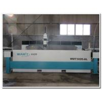 Buy cheap 4000*4000mm bridge type waterjet cutting machine with 420Mpa pump from wholesalers