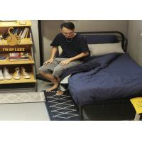 Quality Antiskid Decorative Carpet Underlay Felt , eco friendly anti slip Black Felt for sale