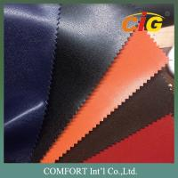Wholesale Shiny / Dull Surface Plain PVC Artificial Leather For Bags / Shoes / Furnitures from china suppliers