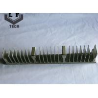 Wholesale Square Shaped Extruded Aluminum Profiles With Mill Finish , Anodizing Surface Treatment from china suppliers