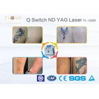 Wholesale 500W Power Q Switched ND YAG Laser Tattoo Machine Customized Color With Cooling System from china suppliers