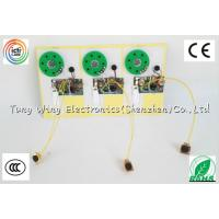 Wholesale Personalized Recordable sound chips for toys , recordable voice module from china suppliers