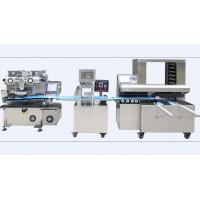 Wholesale Mooncake Filled Encrusting Machine , High Automation Cookies Production Line from china suppliers