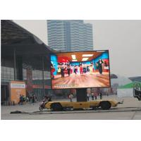 Wholesale IP65 Super Slim 8mm Hanging Led Display Screen Outdoor Energy Saving from china suppliers