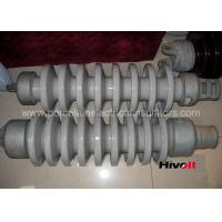 Wholesale 11kV / 33kV / 66kV / 110kV Porcelain Suspension Insulator For Electrical Railway Lines from china suppliers