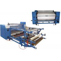 Wholesale Auto Roll Fabric Heat Press Machine Sealed Oil Drum CE Certification from china suppliers