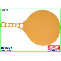 Wholesale Custom Size PP Plastic Beach Ball Racket For Child , 4 CMYK Full Printing from china suppliers