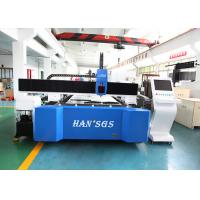 Wholesale 1000W Stainless Steel metal Sheet / tube Metal Fiber Laser Cutting Machine from china suppliers