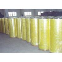 Wholesale Yellowish Acrylic Adhesive Bopp Jumbo Roll For Label Protection from china suppliers
