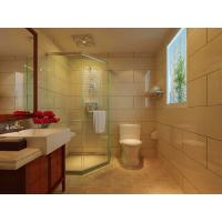 Wholesale Coated Bathroom Shower Glass Panel from china suppliers