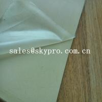 Wholesale Customized Size Shoe Sole Rubber Sheet Waterproof Rubber Shoe Soles Sheet from china suppliers