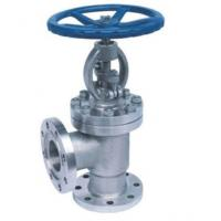 Wholesale Angle Globe Valve OS Y Type Rising Stem Bolted Bonnet Construction from china suppliers