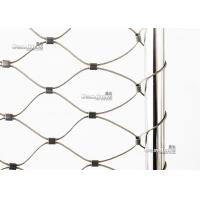 Buy cheap China Candurs Flexible Stainless Steel Cable Mesh For Balustrade from wholesalers