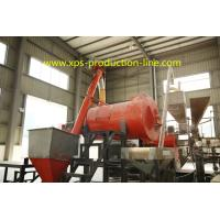 Wholesale Twin Screw XPS Extrusion Line 85T/200 , Thick Styrofoam Board XPS Machine from china suppliers