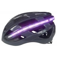 Wholesale OEM/ ODM Intelligent LED Light Helmet For Bikers , Most Advanced LED Bike Helmet from china suppliers