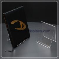 Wholesale Crystal Large Book Display Stand from china suppliers