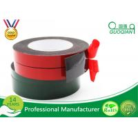 Wholesale 1mm / 2mm PE Foam Double Sided Adhesive Tape For Wide Range Temperature from china suppliers