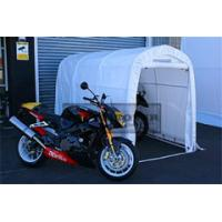 Buy cheap 1.6m(5.2') wide Small Fabric Storage Sheds, Motors Garage from wholesalers