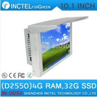 Wholesale Industrial touchscreen all in one pc with 10 inch 4G RAM 32G SSD for Windows Linux from china suppliers