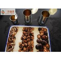 Wholesale No Additives Organic Canned Shiitake Mushroom Goods BRC Certification from china suppliers