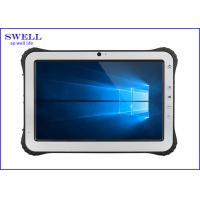 Wholesale IP65 Rugged 10 Inch Windows Tablet GPS 3G Quad Core 1.8GHz NFC Function from china suppliers