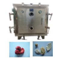 Wholesale Low Temperature Fruit Vacuum Drying Machine Safe With GMP Stainless Steel from china suppliers
