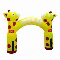 Wholesale Giant Inflatable Animal, Ideal for Playing, Promotions, Advertising and More, OEM Orders Accepted from china suppliers