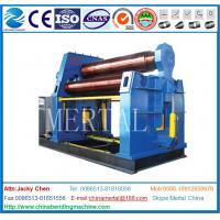 Wholesale Mclw12xnc-60*3000 Large Hydraulic CNC Four Roller Plate Bending/Rolling Machine from china suppliers
